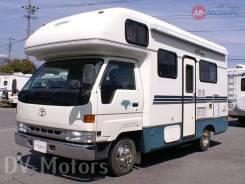 Toyota Dyna. Автодом 1999 г. в. без пробега по РФ, 4 100куб. см. Под заказ