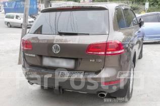 Фаркоп. Volkswagen Touareg