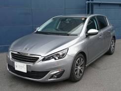 Peugeot 308. автомат, передний, 1.2, бензин, 7 600тыс. км, б/п. Под заказ