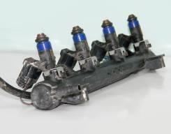 Инжектор. Volkswagen Polo, 9A2, 9N1, 9N2, 9N3 Двигатели: ALT, AMF, AMY, ASY, ASZ, ATD, AUA, AUB, AWY, AXQ, AXR, AXU, AZQ, AZX, BAF, BAH, BAY, BBX, BBY...