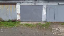 Гаражи капитальные. улица Енисейская 22а, р-н Вторая речка, 18кв.м., электричество, подвал. Вид снаружи