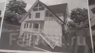 Проект двухэтажного дома, площадью 400 м. кв. продам.
