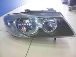 Фара. BMW 3-Series, E90, E90N, E91 Двигатели: M57D30TU2, N46B20, N47D20, N52B25, N52B25A, N52B30, N53B30, N54B30