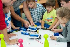 Мастер-классы по робототехнике для детей в Хабаровске