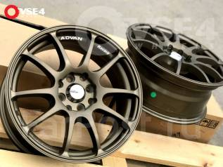"Advan Racing RS. 7.0x16"", 4x100.00, 4x114.30, ET28"