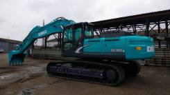 Kobelco SK350LC. Экскаватор гусеничный -8, 1,60куб. м.