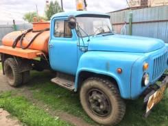 ГАЗ 53. Газ 53-04, 4 254куб. см., 2 600кг., 6x2