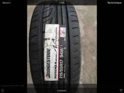 Bridgestone Potenza RE001 Adrenalin. Летние, без износа, 1 шт