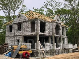 Строим дома, коттеджи из газоблока под ключ.