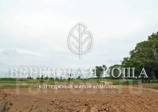 Участок 8 соток в новом коттеджном комплексе. 800кв.м., собственность, от агентства недвижимости (посредник). Фото участка