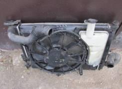 Вентилятор охлаждения радиатора. Kia cee'd Kia Cerato Kia Forte Kia K3 Hyundai i30