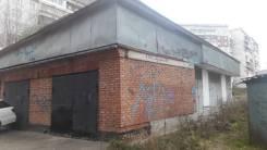 Гаражи капитальные. улица Говорова 48/2, р-н Каштак, 65кв.м., электричество, подвал.