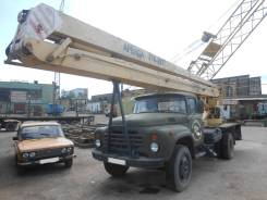 КамАЗ ВС-22. Автогидроподъемник ВС-22 на шасси ЗИЛ-431412, 6 500куб. см., 22м.