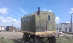ЗИЛ 131. Продается вагончик на зиловской телеге, 5 000кг.