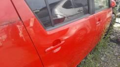 Дверь боковая Toyota Passo KGC 10 1 KRFE 2008 год