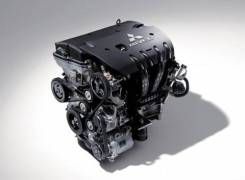 Двигатель в сборе. Mitsubishi: Eclipse, Sigma, L300, Aspire, ASX, Pajero Evolution, Chariot, Libero, Challenger, Diamante, Strada, Delica, Pajero Spor...