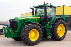 John Deere. Трактор 8420, 270 л.с.