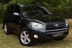 Toyota RAV4. ПТС RAV4 2007 чёрный 2л 4вд