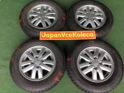 "145/80R13 Bridgestone Revo GZ на литье. (1380R). 4.0x13"" 4x100.00 ET35"