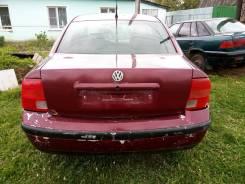 Крышка багажника. Volkswagen Passat, 3B2, 3B5, 3B3, 3B, 3B6 Двигатели: AHL, APT, APR, AKN, AQD, AWM, AWL, AHU, BHW, APU, AGZ, BAU, BGC, AJM, BGW, ARM...