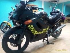 Kawasaki ZZR 250. 250куб. см., исправен, птс, с пробегом