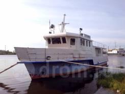 Костромич. 2004 год год, длина 18,00м., двигатель стационарный, 163,00л.с., дизель
