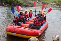 Сплавы по реке Партизанской 21,22 июля и каждые выходные лета