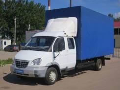 ГАЗ 3310. ГАЗ 2834 Валдай - тентованный фургон 2013г. в., 3 760куб. см., 4 000кг.