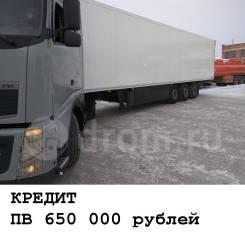 Volvo FH13. Продам 2012 года в кредит или безнал без НДС, 13 000куб. см., 19 000кг.