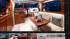 Beneteau Swift Trawler. 2014 год год, длина 13,88м., двигатель стационарный, 600,00л.с., дизель