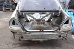 Задняя часть автомобиля. Mitsubishi Lancer Evolution, CP9A Двигатель 4G63T