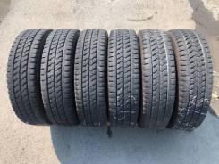 Bridgestone Blizzak W979. Зимние, без шипов, 2014 год, 10%, 1 шт