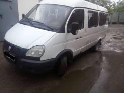 ГАЗ 32212. ГАЗ ГАЗель 3221 пассажирская, 2 900куб. см., 13 мест