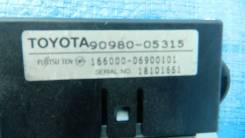 Антенна. Toyota Aristo, JZS160, JZS161 Двигатели: 2JZGE, 2JZGTE