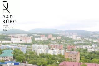 4-комнатная, улица Чкалова 5. Вторая речка, частное лицо, 127кв.м. Вид из окна днём