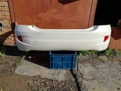 Бампер задний, Honda Civic EU, 2-я модель