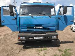 КамАЗ 53215. Продаю Зерновоз с З-х осным прицепом Камаз 53215 Евро 2, 165куб. см., 27 500кг.
