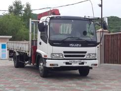 Isuzu Forward. Isuzu forward 06г кран, 5 190 куб. см., 5 000 кг., 6x2