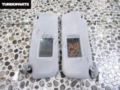 Козырек солнцезащитный. Toyota Prius, NHW20 Двигатель 1NZFXE