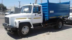 ГАЗ 35071. ГАЗ САЗ 35071, 4 430куб. см., 5 000кг.