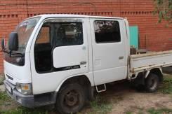 Nissan Atlas. Продается двухкабинный грузовик Ниссан Атлас, 2 000куб. см., 1 500кг.