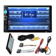 Мультимедийная Магнитола Bluetooth, MP3, USB, AUX, FM + Камера з/х