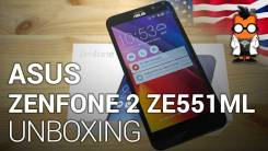 Asus ZenFone 2 ZE551ML. Б/у, 64 Гб, Черный, 3G, 4G LTE