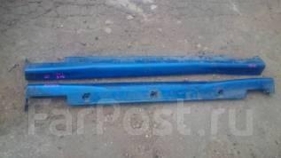 Порог пластиковый. Honda Integra, DC5