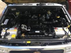 Двигатель в сборе. Toyota Hilux Pick Up, LN109, LN106, LN100, LN107 Двигатель 3L