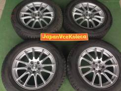 "225/60R17 Bridgestone DM-V1 на литье. (17395R). 7.0x17"" 5x114.30 ET38"