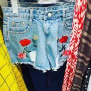 Шорты джинсовые. 42, 44, 46, 48, 50