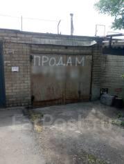 Гаражи капитальные. улица Невская 33, р-н Столетие, 18кв.м., электричество, подвал. Вид снаружи