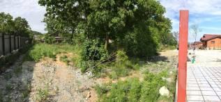 Земля под строительство дома. Срочно без тога. 1 050кв.м., собственность, электричество, вода, от агентства недвижимости (посредник). Фото участка