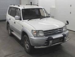 Toyota Land Cruiser Prado. KZJ95